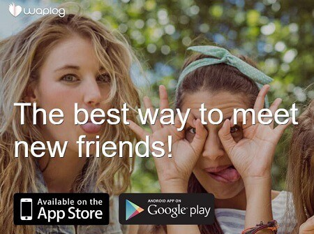 Waplog online Dating Review - APK app and iOS Download