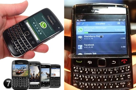 Setup Whatsapp for blackberry Bold 5, 9790, Curve and other non bb10 - Download