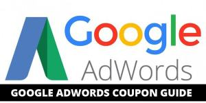 How to add Google Adwords Coupon Promotional code