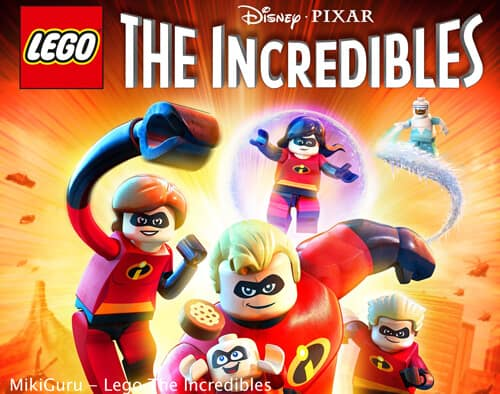 lego the incredibles image