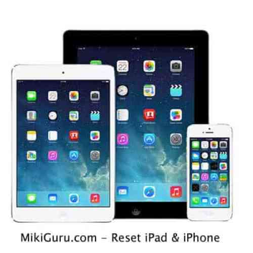 reset your ipad or iphone image