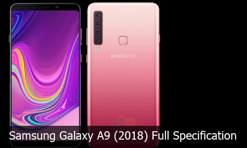 Samsung Galaxy A9 (2018) Full Specification and Price
