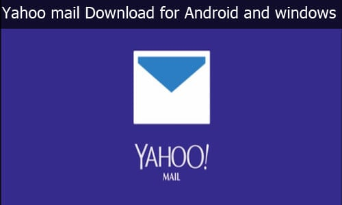 download yahoo mail app for android phone