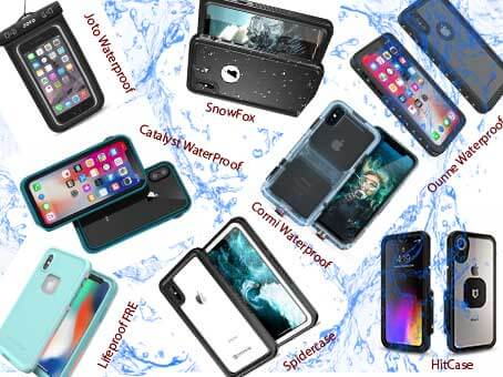 new arrival d55b8 3cf06 iPhone X Waterproof Case for Underwater Diving - This Case will Save ...