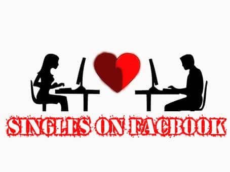 How to find singles on facebook