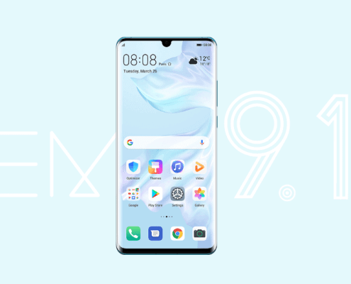 EMUI-9-1-Android-OS-HUAWEI-Global version