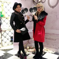 Alice + Olivia Omotesando shop 1st Anniversary