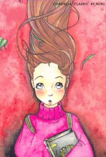 Cornelia studio - acquerello01