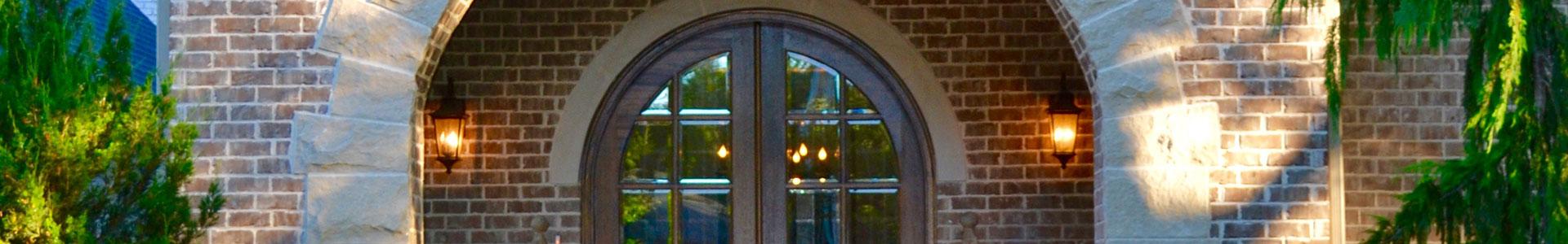 Round Top Doors Mikita Door And Window