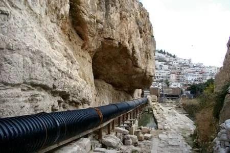 Escavações em Jerusalem