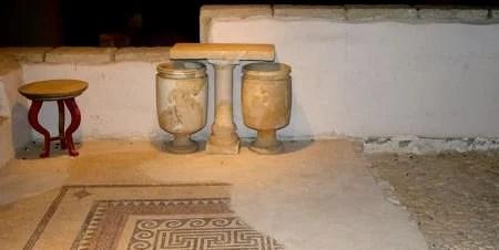 Jerusalem - Museu Arqueológico Wohl