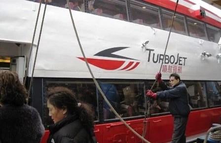 TurboJet Express de Hong Kong a Macau