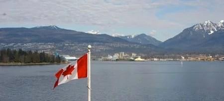 Visual de Vancouver