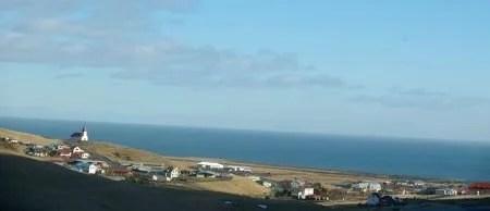 Vik na Islândia