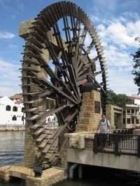 Malaca, moinho holandes