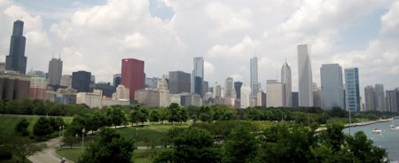 Chicago by Mikix