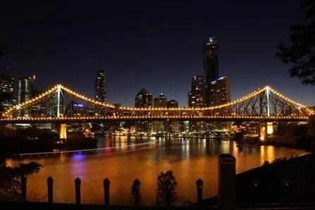 Brisbane by Mikix