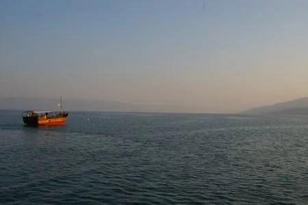 Mar da Galileia por Mikix