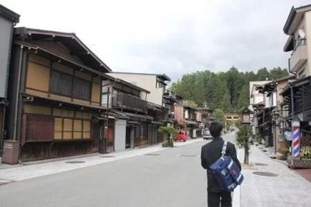 Rua de Takayama