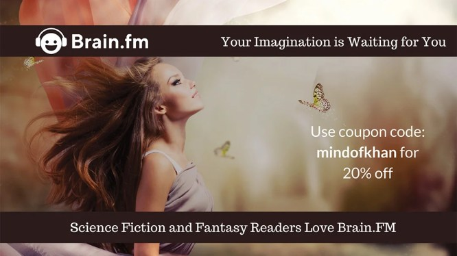 Brain FM The #1 Headphone App for Writers, Authors, Readers and Listeners