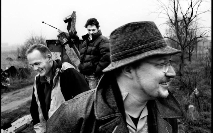 Mongo Park - Writers Peter Richardt, Carsten Graff og Claus Skytte