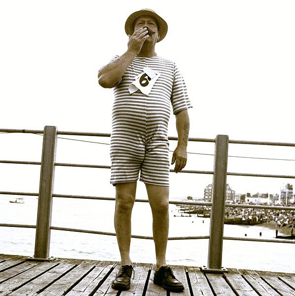 birdman old man swimsuit