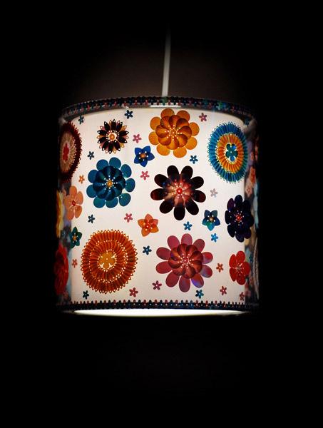 Children's lamp - Flowers