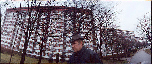 Poland Bialystok Buildings