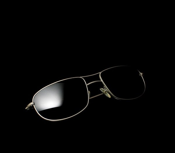 Sunglasses - black background