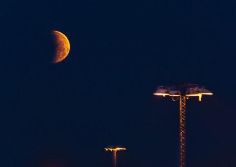 Måne formørkelse