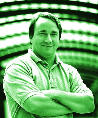 Linus Torvalds, creator of the operating system Linux © angelcalzado