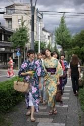 Before The Rain, Higashiyama, Kyoto