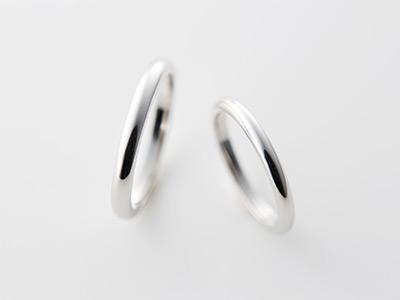甲丸 結婚指輪