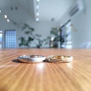 デザイン 結婚指輪