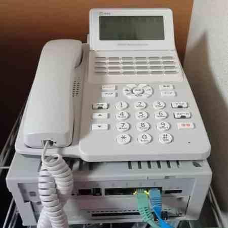 お電話有難うございます本日の業務は終了しましたというアナウンスが流れるようにして電話が繋がらないようにしています。