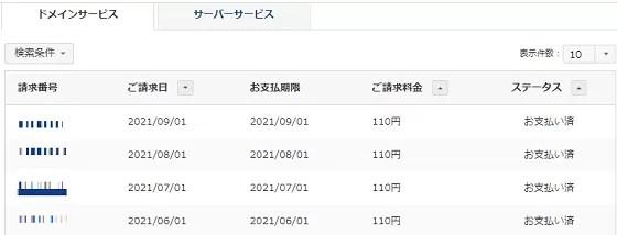 はてなブログでAdsense合格後に転送Plus(URL転送) を解約しても毎月110円の請求が有るのはDNS追加オプションの解約手続きを忘れている為です。