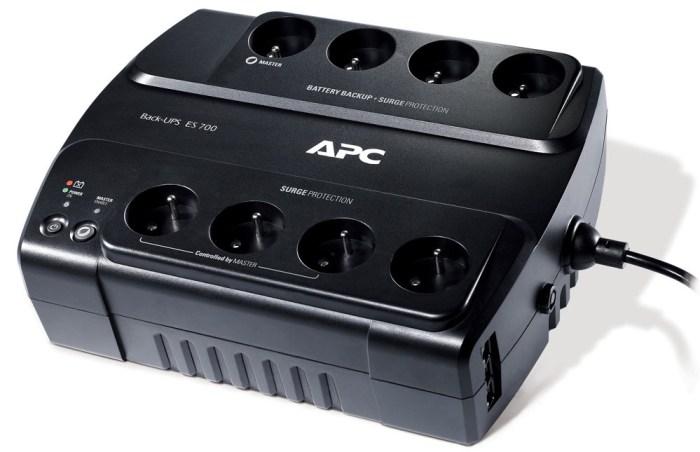 APC Back-UPS ES 700VA Green (BE700G-CP)