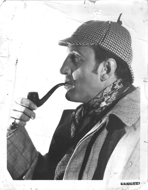 512px-Basil_Rathbone_as_Sherlock_Holmes_(profile)