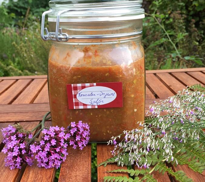 Tomaten_ingwer salsa