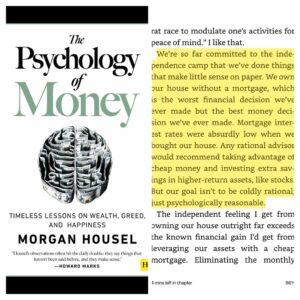 raha psühholoogia