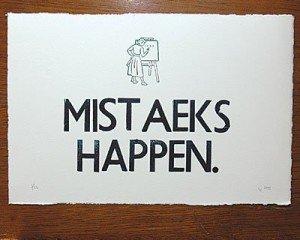 vigadest õpitakse