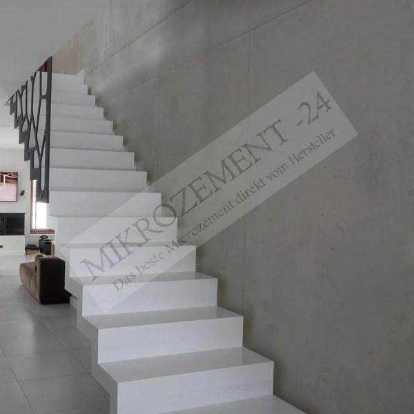 Mikrozement Wand LUX Beton
