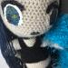 Crochet Punk Fashion Doll