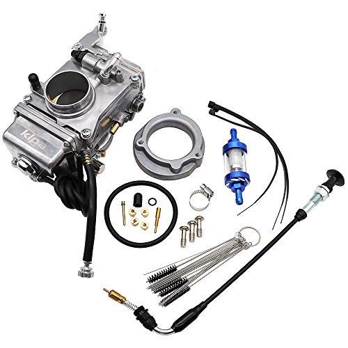 KIPA Carburetor For Mikuni HSR42 HSR 42mm Fit Harley Evo
