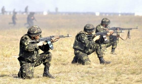 До кінця 2012 року чисельність Збройних Сил України становитиме 184 тисячі осіб, у тому числі, 139 тисяч військовослужбовців