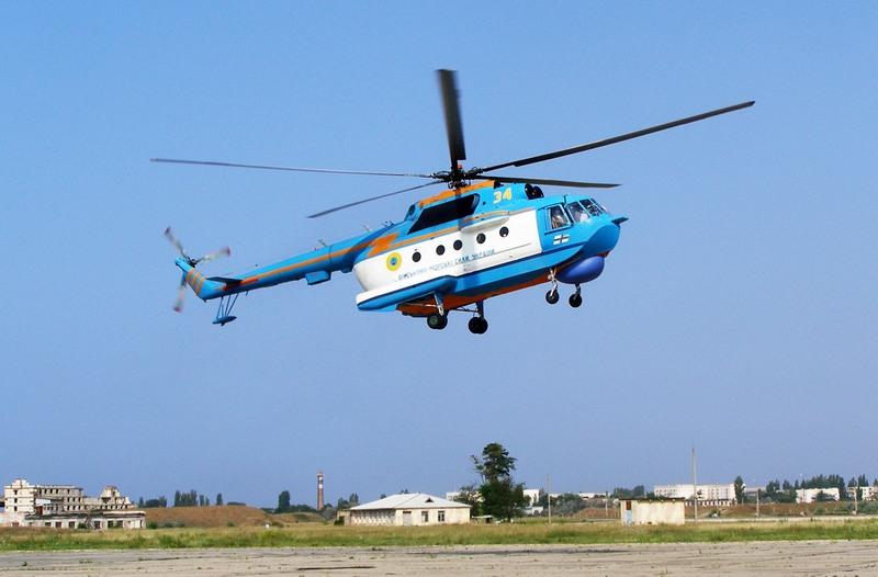 У Криму тривають збори фахівців пошуково-рятувальної і парашутно-десантної служби