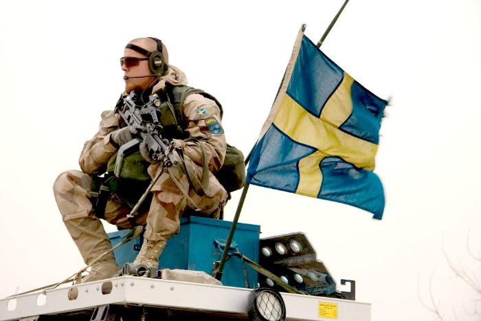 Швеція за Скандинавський військовий союз