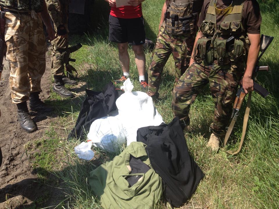Команда мілітарного порталу передала бронежилети військовим