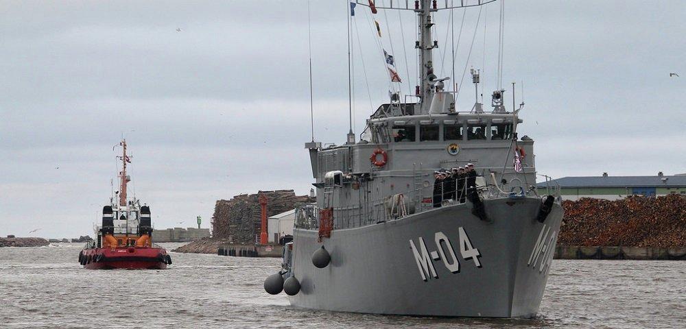 ВМС України вирішили купити мінно-тральний комплекс