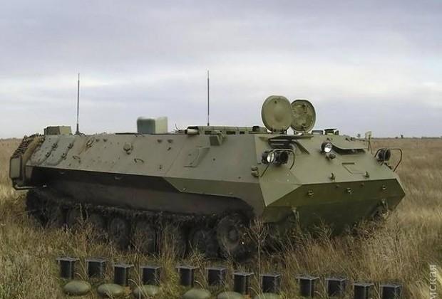 """""""ЛОРТА"""" розпочне виробництво сучасного розвідувального комплексу «Положення-2»"""